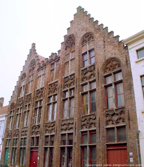 Houses BRUGES picture