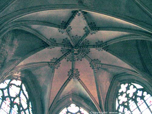 Cath�drale Saint-Salvator BRUGES photo