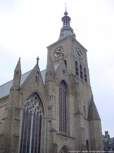 Église Saint-Nicolas DIKSMUIDE / DIXMUDE photo