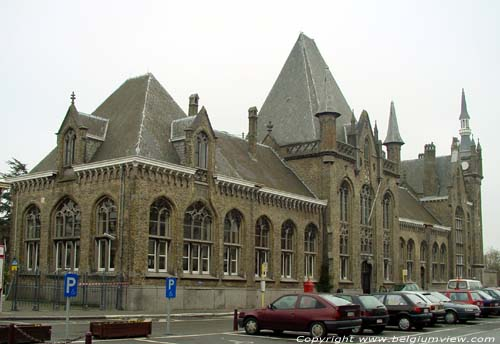 Station Veurne VEURNE / FURNES photo