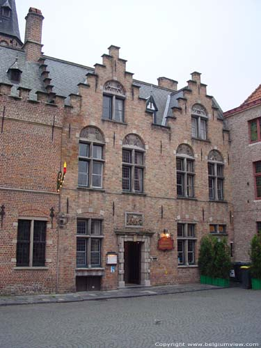Ambachtshuis huidevetters BRUGES photo