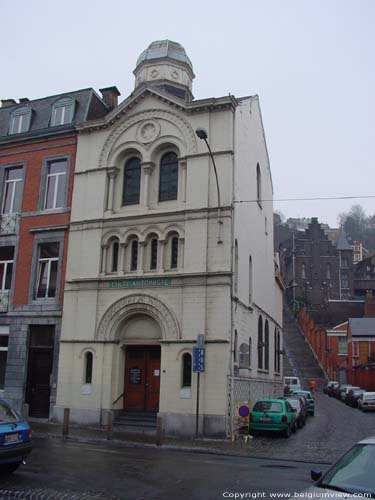 Eglise Antoiniste LIEGE 1 / LIEGE photo