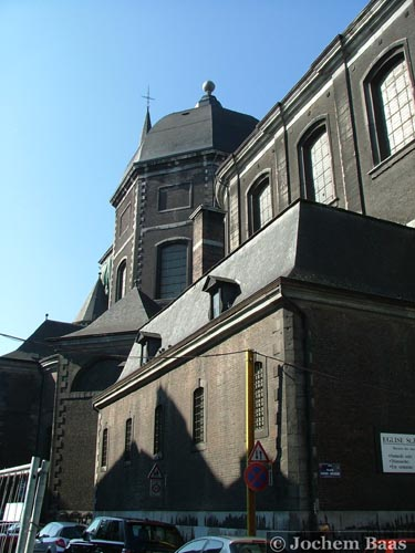 Saint-John the Evangelist's church LIEGE 1 / LIEGE picture