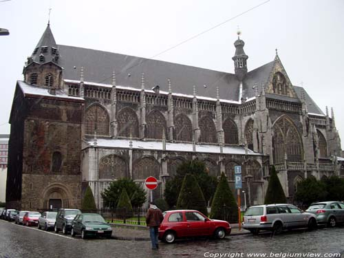 Collégiale Saint-Jacques Le Mineur LIEGE 1 / LIEGE photo