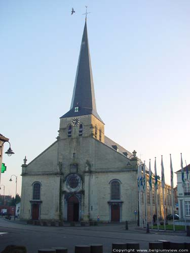Eglise Saint-Pierre HAMME photo