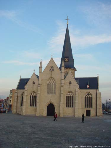 Sint-Martinuskerk BEVEREN photo