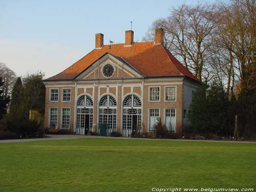Orangerie Cour de Saksen BEVEREN photo