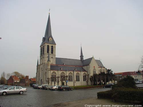 Our Ladies' church (in Melsele) BEVEREN picture
