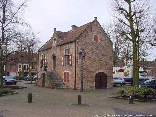 Old Town Hall Haasdonk BEVEREN picture