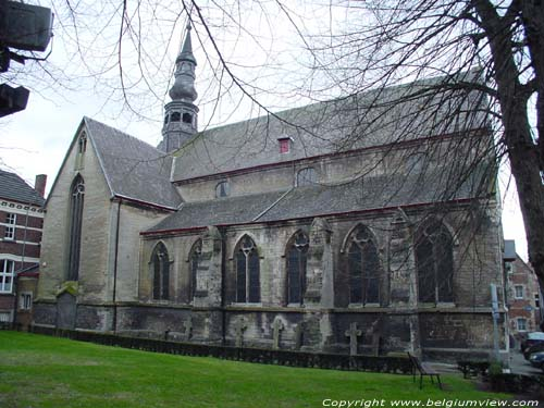 Église Sainte Catherine (Église du beguinage) TONGEREN / TONGRES photo