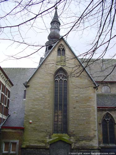 Beguinage church TONGEREN picture e