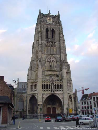 Basilique Notre Dame TONGEREN / TONGRES photo