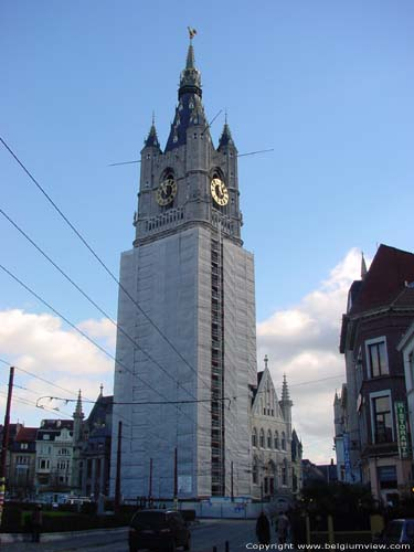 Belfry, bell-tower and clothmakers' hall GHENT picture e