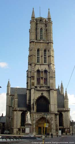 Cath�drale Saint-Bavon GAND photo