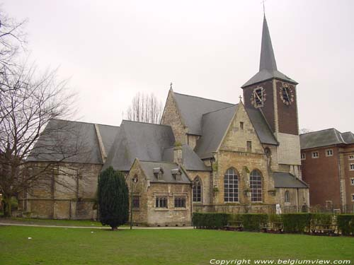 Saint Dennis' church VORST / FOREST picture e