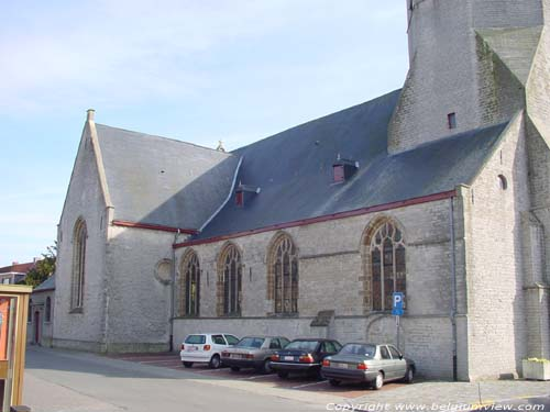 Saint-Andreas and Gislenuschurch BELSELE / SINT-NIKLAAS picture e