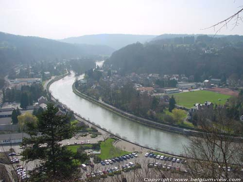 View of the river Ourthe ESNEUX picture e