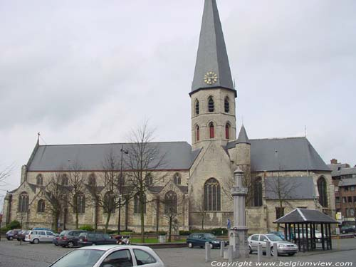 Eglise Notre-Dame KRUIBEKE photo