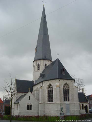 Saint-Peter's church (in Basel) KRUIBEKE picture e