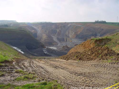 View on quarry ANDENNE picture e