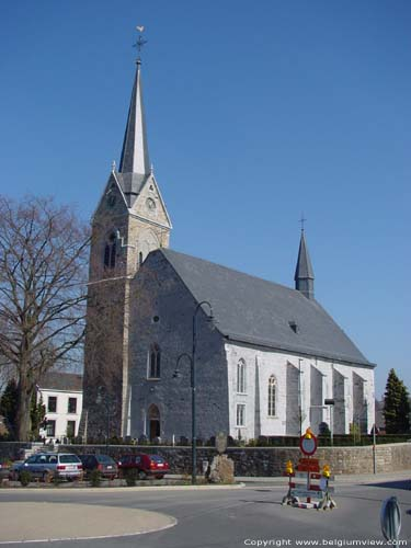 Saint-Etiennes' church (in Walhorn) WALHORN / LONTZEN picture e