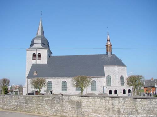 Saint Hubertus church LONTZEN picture e
