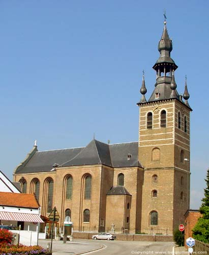 Our Ladies' Basilica (in Kortenbos - Zepperen) SINT-TRUIDEN picture