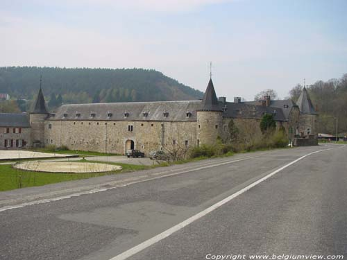 Castle farm in Vierset-Barse MODAVE picture e