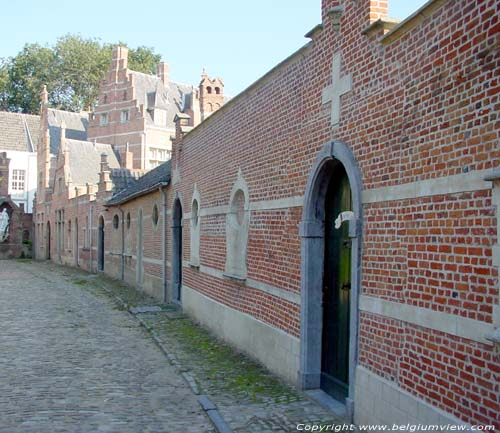 Béguinage ANVERS 1 / ANVERS photo