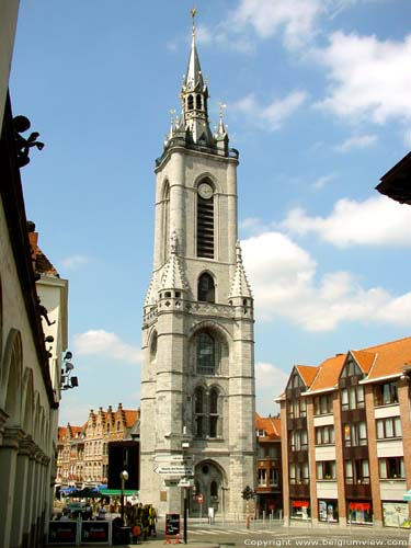 Belfry, bell-tower TOURNAI picture