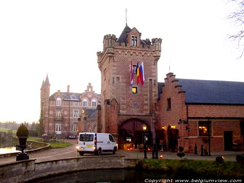 The Mot castle (in Groot-Gelmen) SINT-TRUIDEN picture