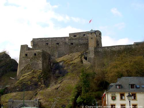 Ch�teau fort de Bouillon (ch�teau de Godfried de Bouillon) BOUILLON photo