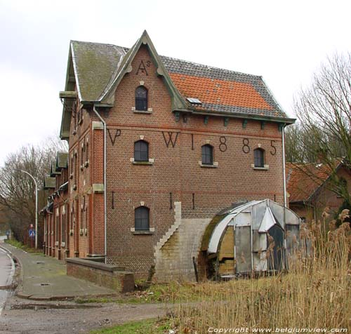 Watermill (in Viersel) ZANDHOVEN picture