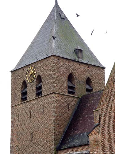 Saint Peter & Paul's church PULLE / ZANDHOVEN picture