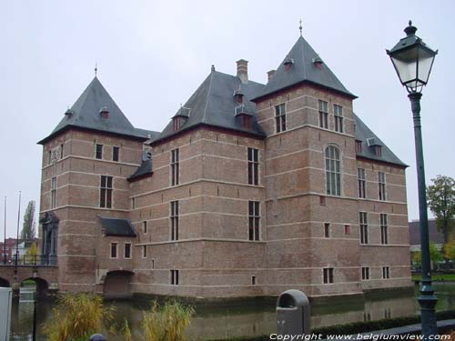 Turnhout Castle - Castle of the Dukes from Brabant TURNHOUT picture