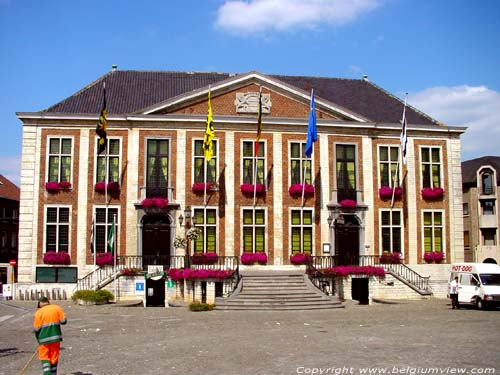 Hôtel de ville DIEST photo