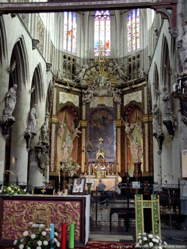 Eglise Saint-Sulpitius & Saint-Dionysus DIEST photo