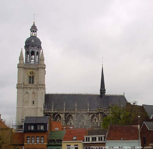 Basilique Saint-Martin HALLE / HAL photo