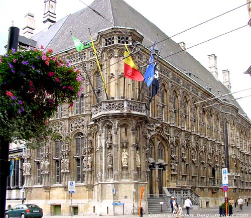 Town hall GHENT picture