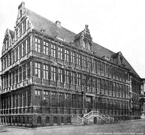 Hôtel de ville GAND photo