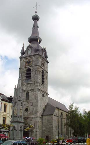 Eglise Saint Pierre et Paul CHIMAY photo