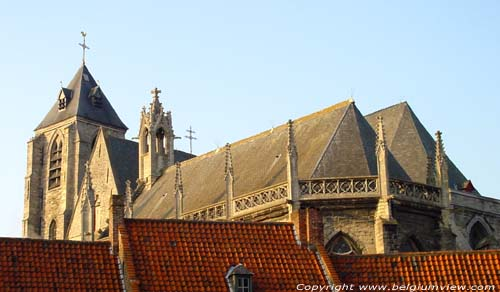 Church of Our Lady KORTRIJK picture