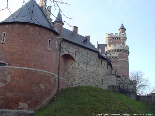 Château de Gaasbeek LENNIK photo