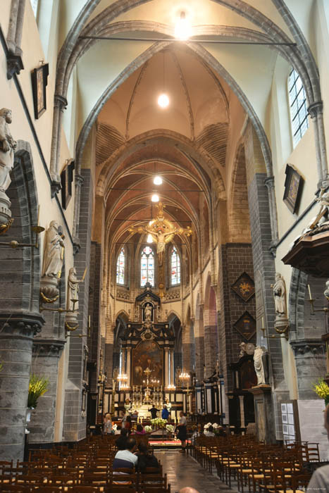 Saint Jacob church GHENT picture