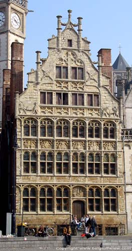 House of the free boatsmen GHENT picture