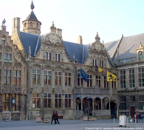 H�tel de Ville VEURNE / FURNES photo