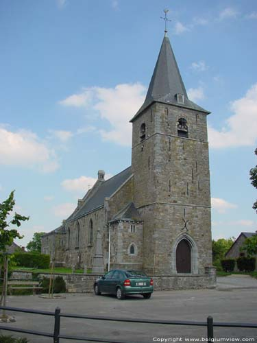 Saint-Martin's church RAGNIES / THUIN picture