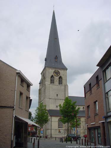 Saint-Christoph's church LONDERZEEL picture e