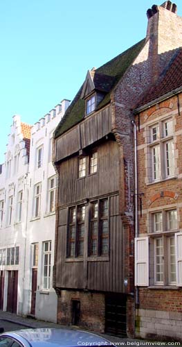 Equerre house BRUGES picture