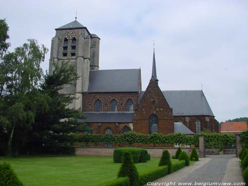 Saint-Martin's church (in Wezemaal) WEZEMAAL / ROTSELAAR picture e